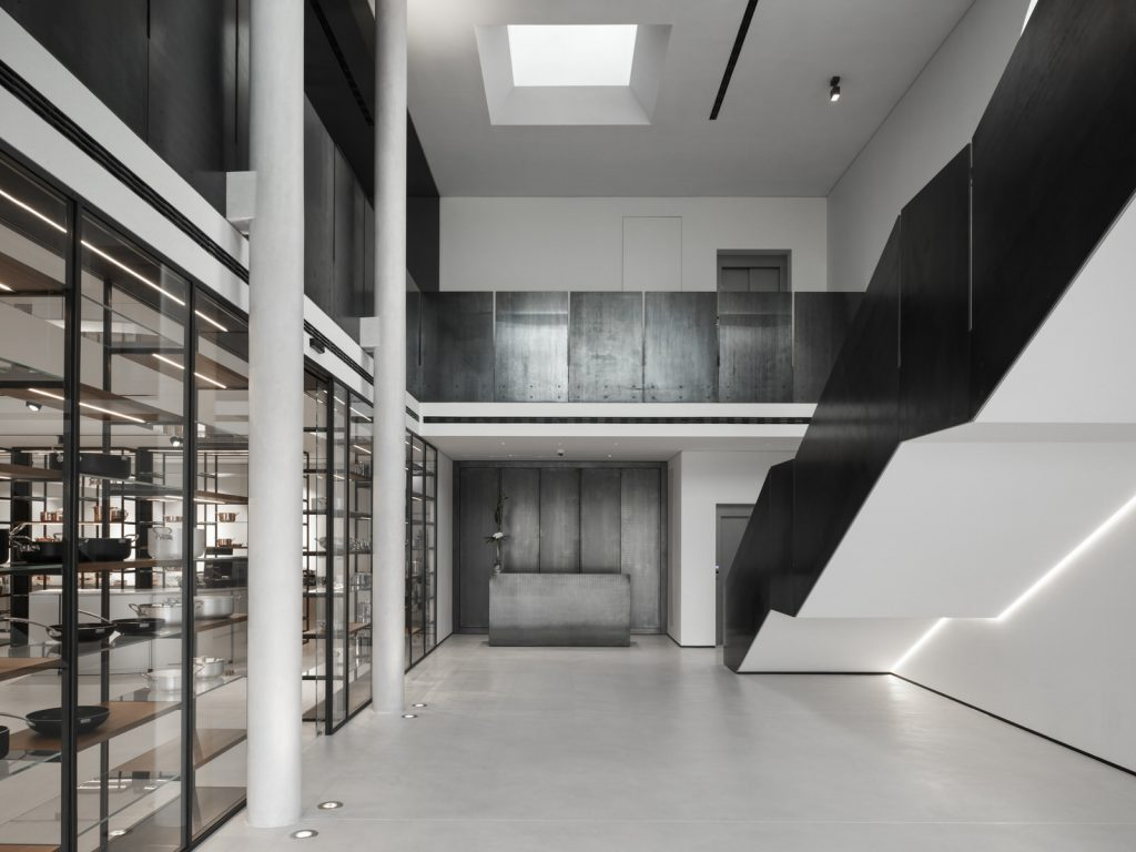 The New Showroom for Agnelli Cooking Tools